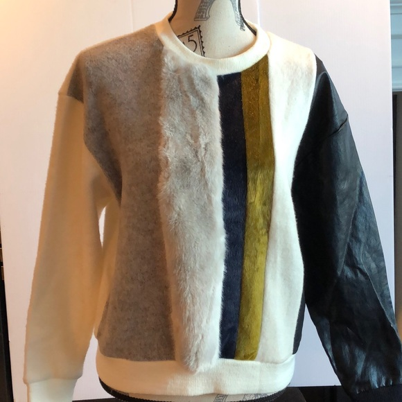 J. Crane Sweaters - Fuzzy Fleece Sweater